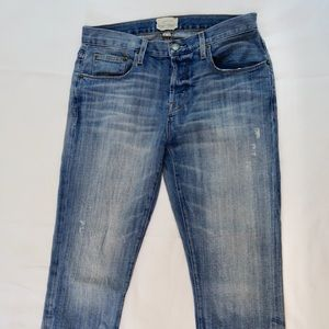Current Elliott the crossover jeans size 28